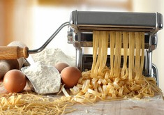 Wide selection of fresh pasta